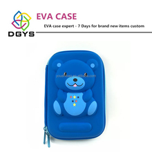 Custom eva hard shell pen protective carrying case for kids