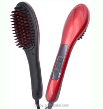 JF-630 2016 new arrival hot selling professional electric magical hair straightener brush