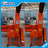 Large capacity straw crusher/cotton stalk chopper/grass crusher