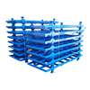 Warehouse Heavy Duty Steel Mobile Storage Stackable Post Pallet