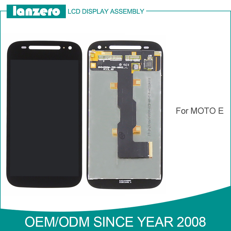 Mobile LCD Digitizer for Moto E Replacement LCD Screen for Moto XT1021 XT1022 XT1025 Touch Panel