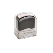 rubber material and self-inking stamp type stamp machine