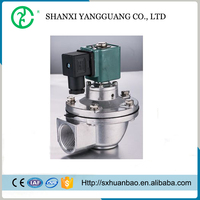 High efficiency cheap price solenoid 1 inch valve