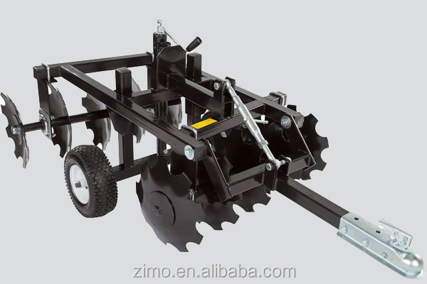 Tow-Behind ATV Disc Harrow