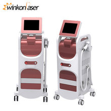 best high quality popular salon beauty equipment USA imported 10 bars diode laser hair removal device