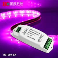BC-960-8A 3 channel led light high power rgb amplifier 12v