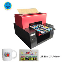 Popular cell phone case printer plastic button printing machine