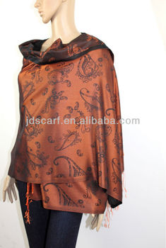 wear indian shawl 2013 hot lady scarf indian ethnic shawls (JDPS-007 col.A04#)