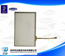 Resistive touch panel