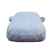 PEVA & PP Cotton Hail Proof Car Cover , waterproof protective cover car