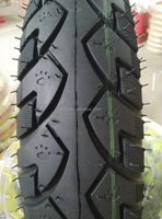 High Quality Strong Rubber Bike Tyre Motorcycle Tyre for Sale from Chinese Factory