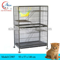 best buys manufacturer pet cage Metal Folding Cat Cage
