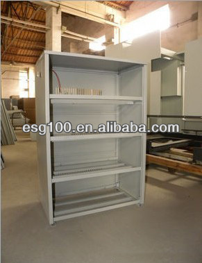 Battery outdoor battery cabinet