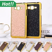 Bling Glitter Skin Hard Plastic Cases Back Mobile Phone Cover For Samsung Galaxy Grand Prime