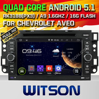 WITSON ANDROID 4.4 TOUCH SCREEN CAR DVD PLAYER FOR CHEVROLET CAPTIVA 2006-2011 WITH CAPACTIVE SCREEN BLUETOOTH RDS 3G WIFI