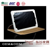 OEM/ODM business style leather tablet case for ipad / for ipad leather cover 2/3/4