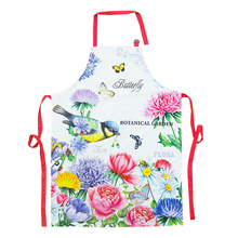 vivid cotton apron household cooking