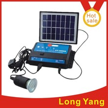 low price high quality solar power systems led light solar energy light with solar panel solar light with USB