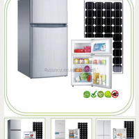Top Freezer 12V DC Solar Powered