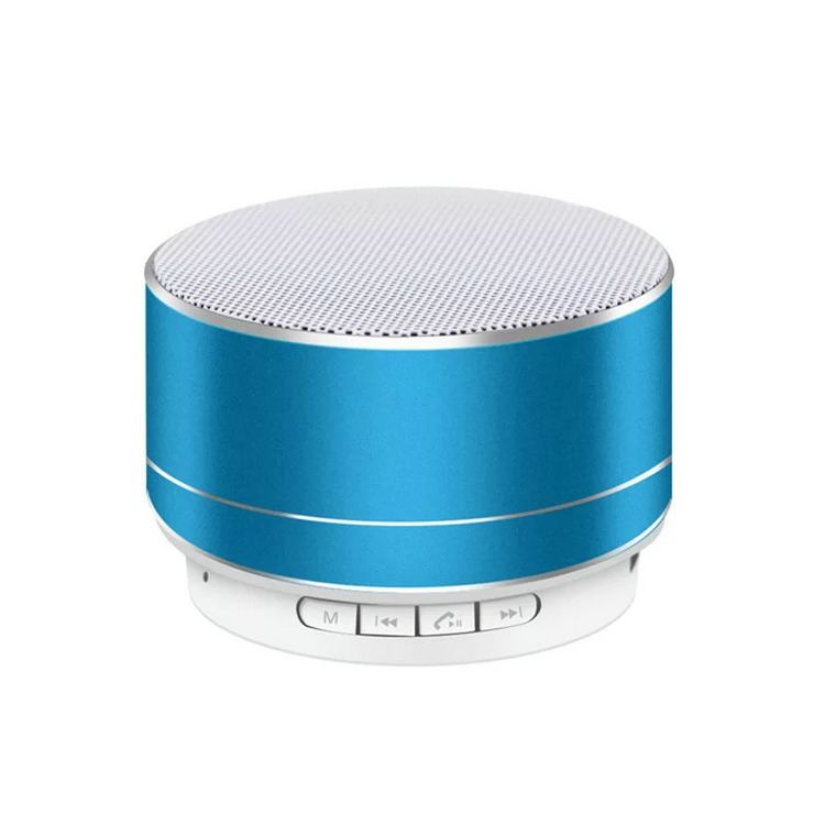 A10 colorful LED MINI Bluetooths Speaker with TF USB Wireless speaker Portable Music Sound Box Loudspeakers For Phone