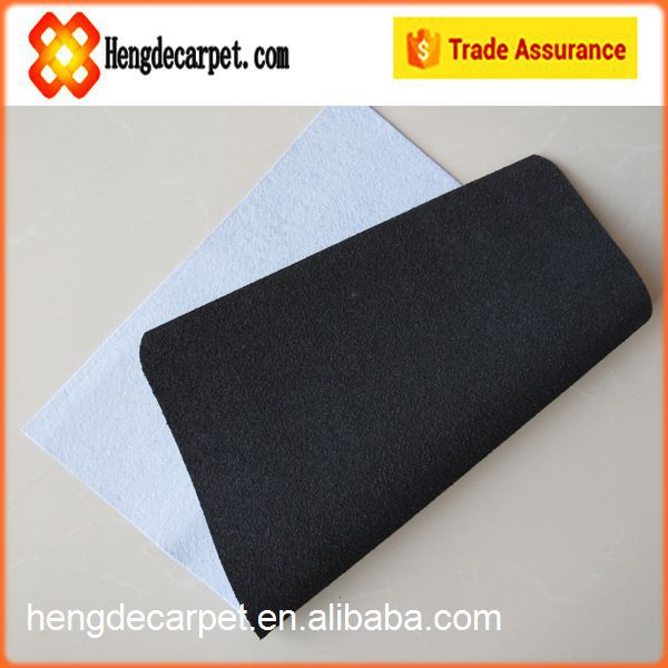 wholesale commercial carpet outdoor rubber backed for car