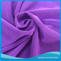 T/SP polyester spandex 4 way stretch fabric knitting for sportswear,swimwear