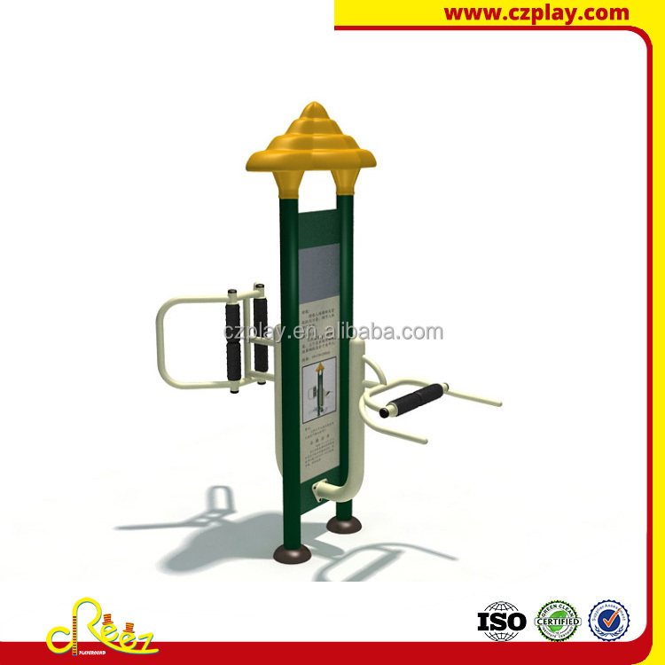 Commercial outdoor bodybuilding multi station gym facilities