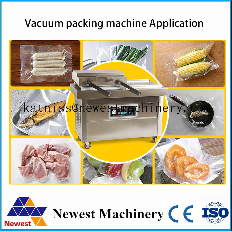 Hot thermoforming fruit and vegetable vacuum packing machine machine price