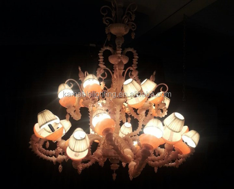 Top Quality luxury large hotel glass chandelier,indian chandelier,Customized chandelier