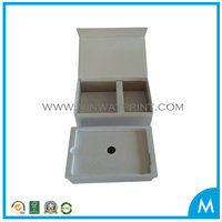 luxury mobile phone/ i paid packaging box Handmade recycled cell phone box,custom electronic packaging box