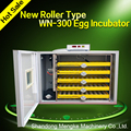 New Roller Type WN-300 Automatic Egg Incubator with Setter and Hatcher Combo