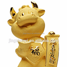 brass ox <strong>crafts</strong>,brass ox gifts,ox figurine