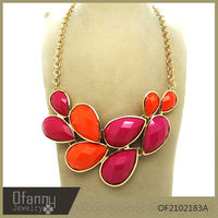 2014 Trends Spring Latest Design Coral Bead Jewelry