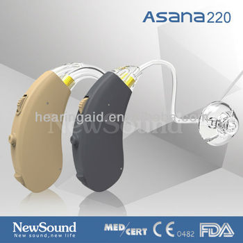 Best sound amplifier digital hearing aids ASANA220