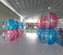 1.5m Soccer Bubble 2017 cheapest PVC Football Bumper Ball human body zorb