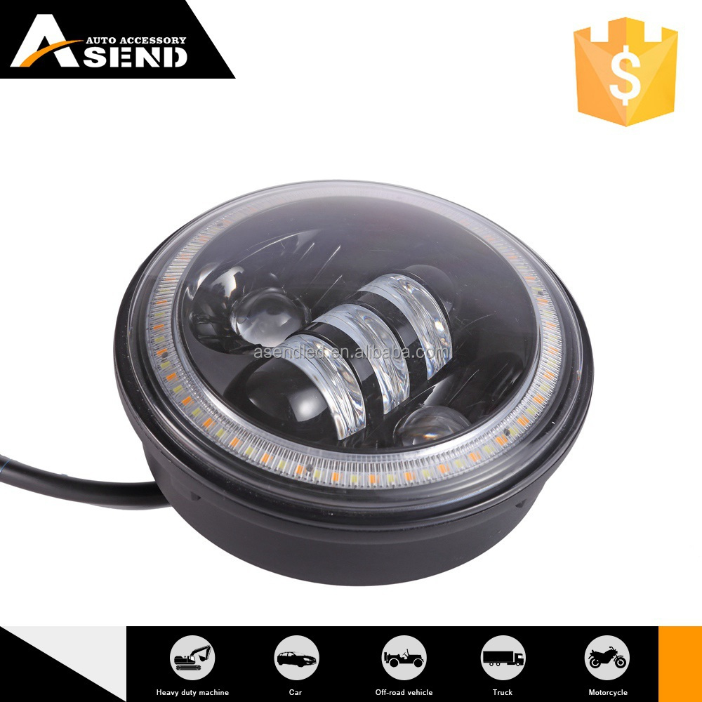 Hot Sale Excellent Quality Custom-Made Wholesale Front Lights For Motorcycle