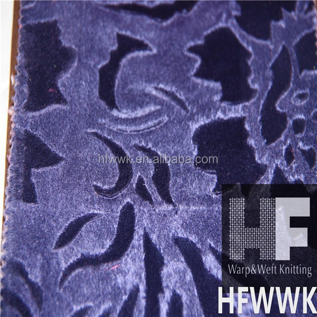 chinese style brushed velvet for sofa fabric textile