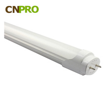 4ft led bulbs light 18w clear/milky Cover 1200mm t8 led tube for replace 48w Fluorescent lamp