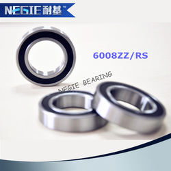 China supplier Cixi Negie factory made high speed precision bearings motorcycle 6008