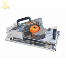 GLEAD manual burger hamburger making forming machine hamburger making equipment