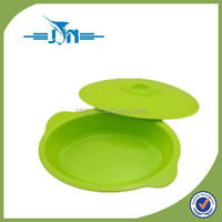 New design for 2015 promotion items food grade cheap microwave cooking silicone steamer from China manufacturer