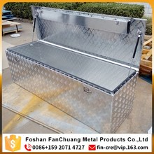 Waterproof welding stainless steel truck tool box