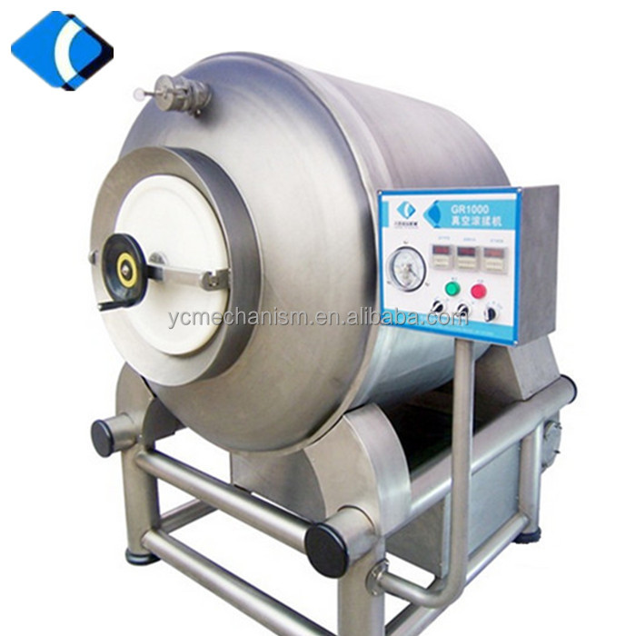 Vacuum Industrial Meat Marinade Machine Price