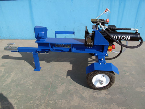 LS20T 20ton Petrol Engine Log Splitter