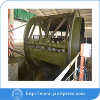 Palm oil screw press /mill for FFB