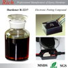 Dark Electronic Potting Compound Curing Agent, Electronic Encapsulation Glue Epoxy Hardener R-2217