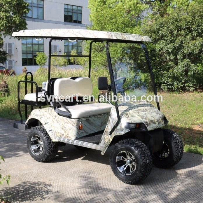 Off Road 4 Seater Hunting Golf Buggies For Sale Folding Electric