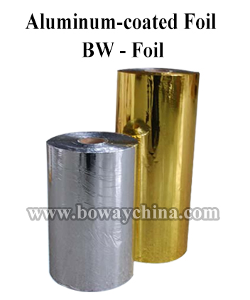 Hot Stamping Bronzing consumable items Gold Aluminum Foil