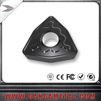 Diamond cutting tool PCBN tipped indexable turning cnc inserts