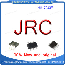 Input/Output Full-Swing High Output Current Dual C-MOS Operational Amplifier NJU7043E